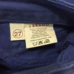 J Brand Jeans - J Brand Mid rise skinny leg jeans!